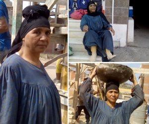 نساء على قارعة الطريق.. الحاجة فاطمة رحلة سيدة عملت في «الفاعل» 40 عاما