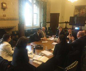 تفاصيل زيارة نواب مصر إلى بريطانيا.. شهادات اعتراف من لندن بإصلاحات القاهرة (صور)