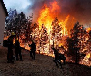 حريق كاليفورنيا.. هل يزلزل ما تبقى من عرش ترامب؟
