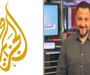 بعد استهدافها الدول العربية.. إعلامي لبناني يطالب بعدم مشاهدة الجزيرة (خاص)