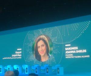 البارونة جوانا شيلدز: التكنولوجيا دفعت الأديان للوراء.. وجعلت الأطفال أكبر ضحية في التاريخ