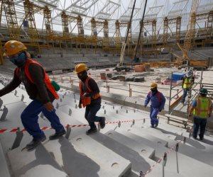 الدوحة ترقص على دماء الغلابة.. مونديال 2022 رغبة قطرية ومقبرة جماعية