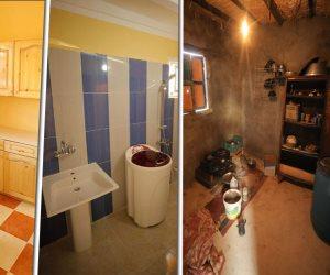 """""""حديد المصريين"""" تنتهي من إعمار قرية الروضة.. وتمويل 24 مشروعا صغيرا للمواطنين (صور)"""