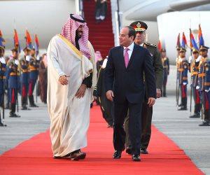 جسر من الود لا توقفه عثرات.. العلاقات المصرية السعودية تاريخ حافل (فيديو)
