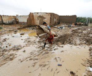 بعد غرق 70% من قضاء البصرة خسائر سيول العراق في تزايد: آلاف النازحين وغرق مئات المنازل