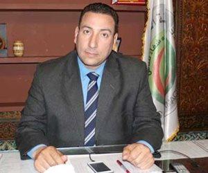 أول رد من محيي عبيد على توصية هيئة مفوضي الدولة بإيقافه عن منصبه