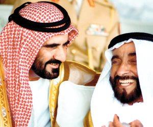 """47 عامًا على الاتحاد الإماراتي.. دور """"زايد وراشد"""" في تأسيس جنة الأرض"""