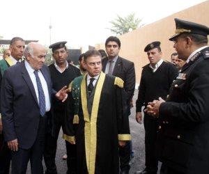 """بعد أن أقرته """" استئناف القاهرة"""".. تعرف على أول هيئة طبقت ارتداء الزي الرسمي الموحد للقضاة"""