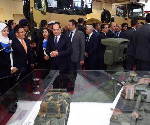 ماذا قال المتحدث باسم البرلمان عن معرض إيديكس للصناعات الدفاعية والعسكرية؟