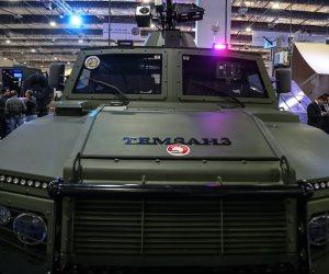 """""""تمساح 3"""" و""""ناثر الألغام"""" و""""قاذف القنابل"""".. تعرف على أخطر الأسلحة المصرية بمعرض إيديكس 2018 (صور)"""