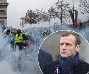 الرئيس الفرنسي يدفع فاتورة السابقين .. هل يعصف «الخريف الأوروبي» بـ«ماكرون»؟