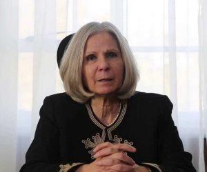 """دور الشباب في مسيرة التنمية.. ماذا قالت السفيرة هيفاء أبو غزالة خلال """"منتدى المجتمع المدنى""""؟"""