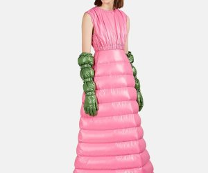 """موضة الـ""""puffy dress"""".. """"الفساتين المنفوخة"""" تظهر بقوة خلال شتاء 2019 (صور)"""