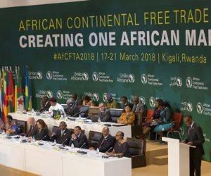 تفاصيل استيراتيجية تنمية الصادرات المصرية للقارة الأفريقية