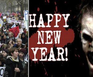 إرهاب وتظاهرات.. الكريسماس في أوروبا على غرار فانتازيا هوليوود