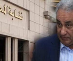 فتش عن الفيديوهات الفاضحة.. سامح عاشور يقرر نقل منى الغضبان إلى جدول غير المشتغلين قبل إسقاط قيدها