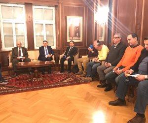 سفير مصر بالنمسا: السيسي يشهد توقيع عدد من الاتفاقيات ومذكرات في التعليم والتكنولوجيا