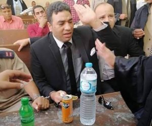 خاص| هذا ما قالته النيابة عن اعتداء المحامي على رئيس محكمة ملوى (مستند)