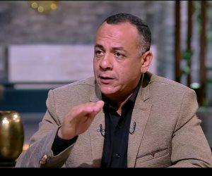 أمين عام المجلس الأعلى للآثار يفتخ خزائنه: هذه المقبرة وش السعد عليَّ