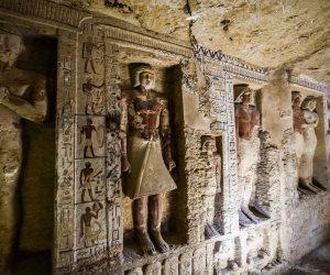 صدى كبير لاكتشاف مقبرة «واح تي».. ماذا قالت صحف أمريكية وبريطانية عن الحدث العالمي؟