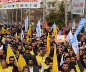 السترات الصفراء تؤرق مضاجع أردوغان.. هل تتحول «ديار بكر» إلى كابوس ديكتاتور تركيا؟