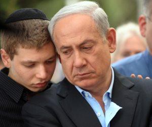 نجل نتنياهو يستهدف المسلمين في إسرائيل