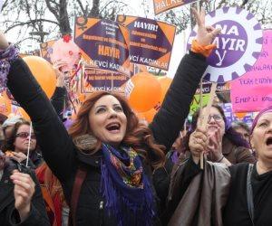 نظام أردوغان يضطهد النساء.. لا يمكن المساواة بين المرأة والرجل في تركيا