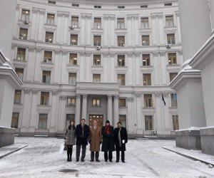 جهود موسعة لدعم السياحة المصرية.. وفد النواب يشارك في جلسة البرلمان الأوكراني