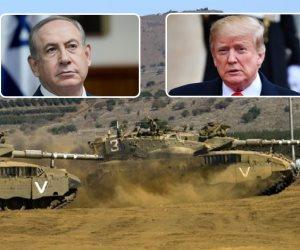 شرعنة الاحتلال لهضبة الجولان.. تفاصيل قوانين بـ«الشيوخ الأمريكي» لتمرير مخطط تل أبيب