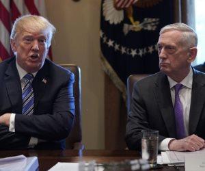 صدمة في واشنطن من إعلان استقالة وزير الدفاع.. الصحف الأمريكية تتحدث «ماتيس»