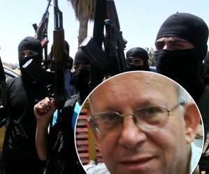 على طريقة الذئاب المنفردة.. المتهم بقتل طبيب الساحل من الانضمام لـ«داعش» للإعدام
