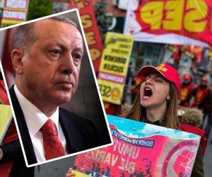 ملأ الفساد البر والبحر في تركيا.. أردوغان الفاسد يدمر أنقرة بهذه الطريقة