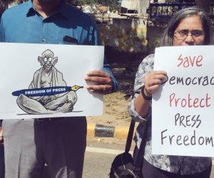 الحرية المزعومة.. قتل الصحفيين ليس بعيدًا عن الولايات المتحدة الأمريكية