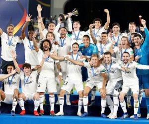 المونديال فى خزانة الملكى.. هكذا عزز ريال مدريد مكاسبه المعنوية وأرقامه القياسية