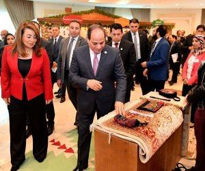 وزيرة التضامن: الرئيس وجه بدمج المعاقين بالمجتمع.. و4.2 مليار جنيه لذوي الاحتياجات الخاصة