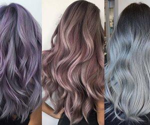 أبرز 10 ألوان لصبغات الشعر في 2018