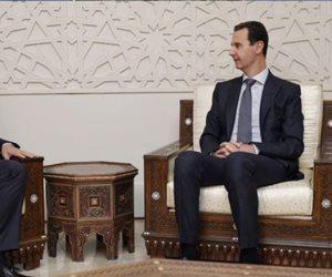 ماذا قال الأسد حول مواجهة الإرهاب؟.. تفاصيل رسالة تلقاها الرئيس السوري من رئيس الوزراء العراقي