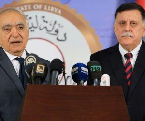 سقطات غسان سلامة في ليبيا.. لماذا يستعين المبعوث الأممي بقطر؟