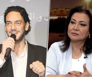 كلاكيت ثاني مرة.. إعلاميات الخليج يصفعن خالد أبو النجا ويكشفن عمالته (فيديو)