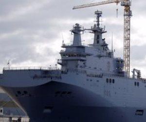 """بدء التدريب البحرى """"الموج الأحمر-1"""" بمشاركة مصر والسعودية و4 دول عربية"""