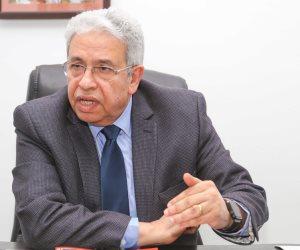 عبد المنعم السعيد: 11 شقة إخوانية حركت 25 يناير (حوار)