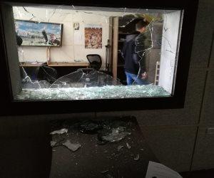 إدانات واسعة بشأن الاعتداء على مقر هيئة الإذاعة والتلفزيون الفلسطينية بغزة
