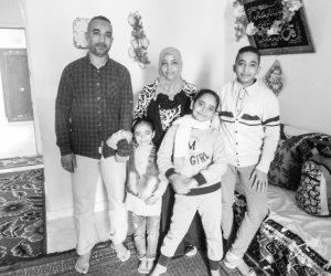 حصاد 2018.. «الأسمرات» يغير مسار حياة أسرة «عكاشة»