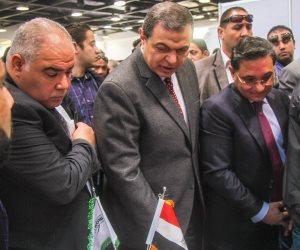حياة كريمة.. وزير القوى العاملة ونواب يبدأون تنفيد مبادرة الرئيس (صور)