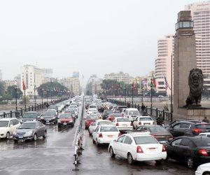 اعرف قبل ما تنزل.. النشرة المرورية بمحاور القاهرة والجيزة مع دخول الطلاب للمدارس