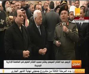 الرئيس السيسي من كاتدرائية العاصمة الجديدة: كل التحية لمن ضحى من أجل مصر