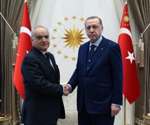 أردوغان يواصل جرائمه وسط صمت الأمم المتحدة.. إحباط محاولة تهريب شحنة أسلحة تركية إلى ليبيا