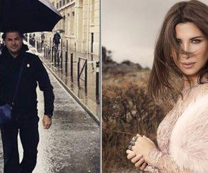 عاصفة ثلجية في لبنان.. نانسي عجرم غاضبة وراغب علامة يفعل شيئا عجيبا