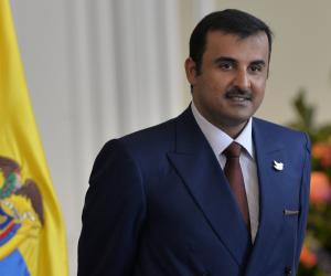 السفير القطري في روسيا يورط تميم: من حق إيران التدخل في سوريا