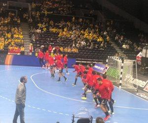 قائمة منتخب مصر المشارك ببطولة العالم لكرة اليد